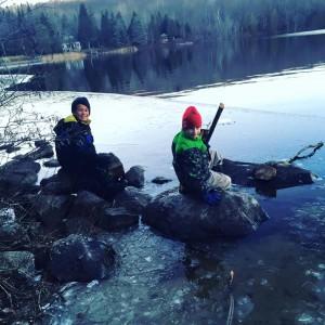 chalet-a-louer-laurentides-lac-hiver